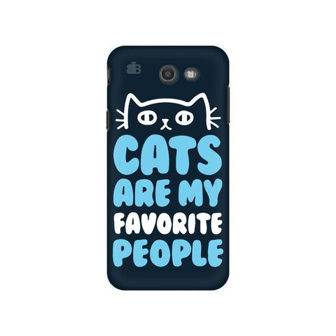 Cats favorite People Samsung J7 2017 Cover
