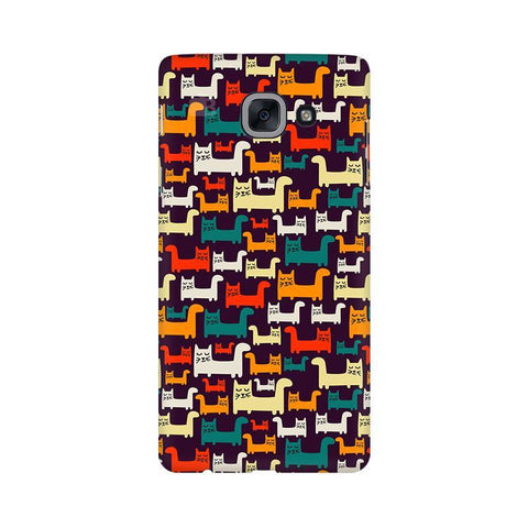 Chill Cats Samsung J7 Max Cover