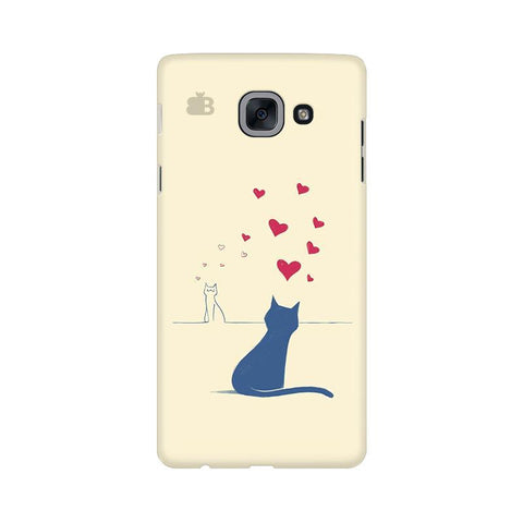 Kitty in Love Samsung J7 Max Cover