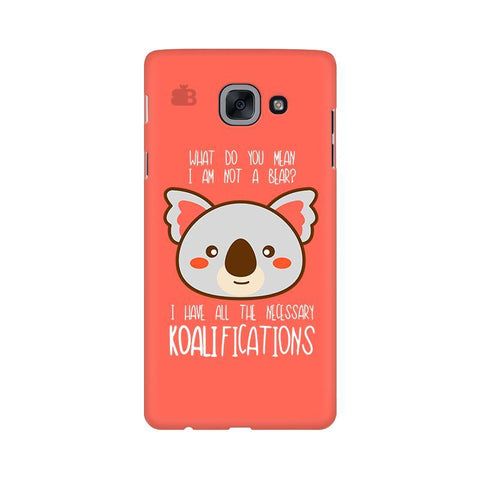 Koalifications Samsung J7 Max Cover