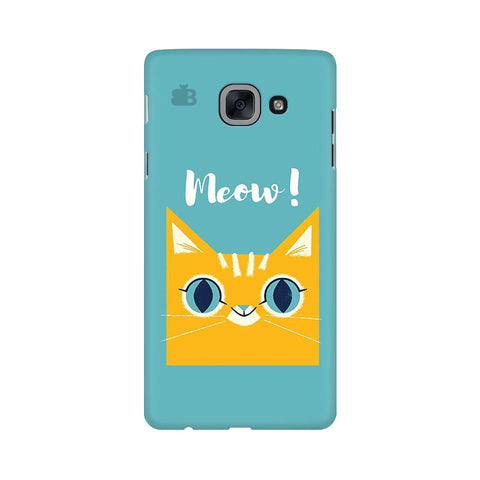 Meow Samsung J7 Max Cover