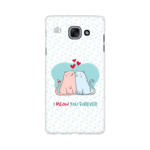 Meow You Forever Samsung J7 Max Cover