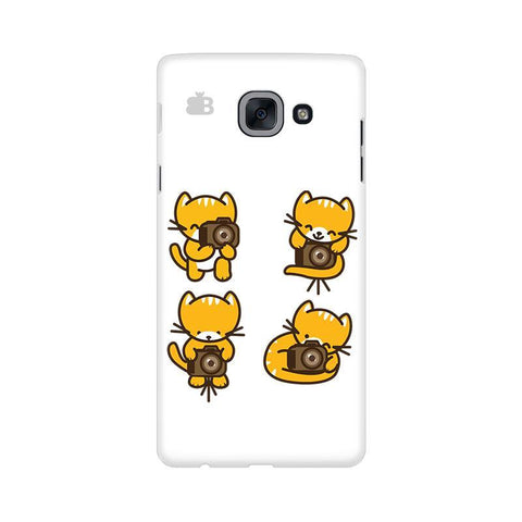 Photographer Kitty Samsung J7 Max Cover