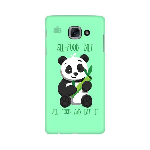 See-Food Diet Samsung J7 Max Cover