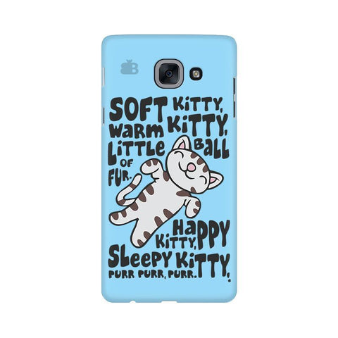 Soft Kitty Samsung J7 Max Cover