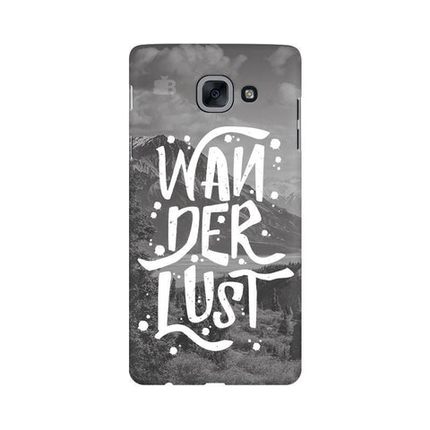 Wanderlust Samsung J7 Max Cover
