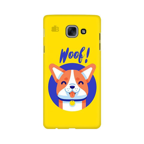 Woof Samsung J7 Max Cover
