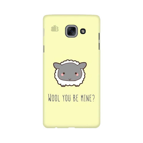 Wool Samsung J7 Max Cover