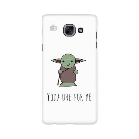 Yoda One Samsung J7 Max Cover