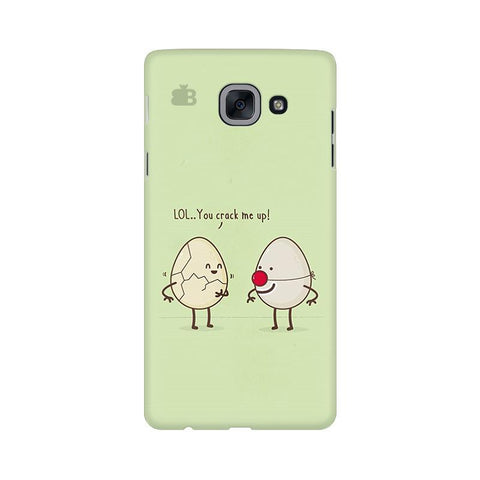 You Crack me up Samsung J7 Max Cover