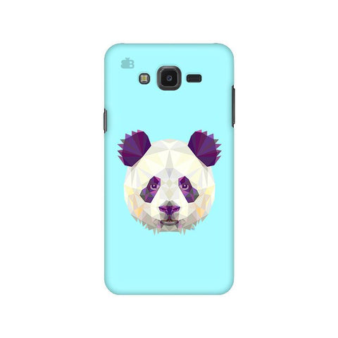 Abstract Panda Samsung J7 NXT Cover