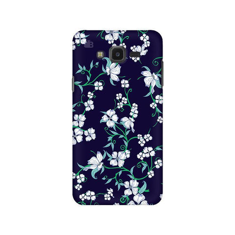 Dogwood Floral Pattern Samsung J7 NXT Cover