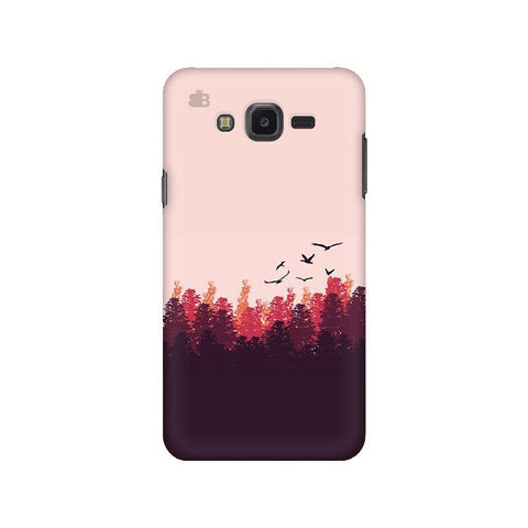 Forest Samsung J7 NXT Cover