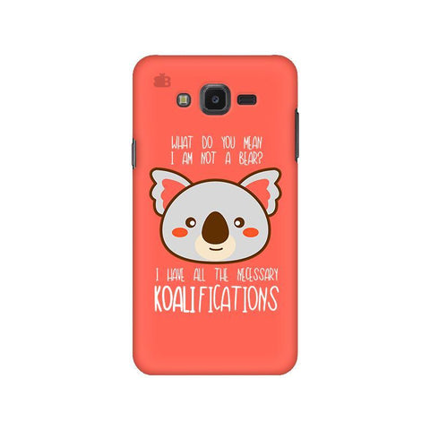 Koalifications Samsung J7 NXT Cover