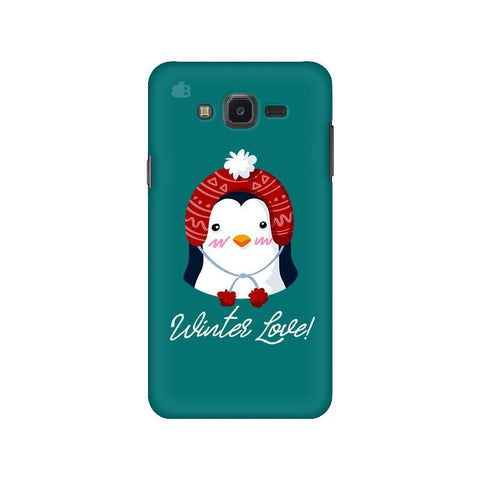 Winter Love Samsung J7 NXT Cover