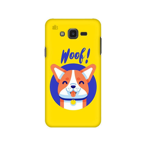 Woof Samsung J7 NXT Cover