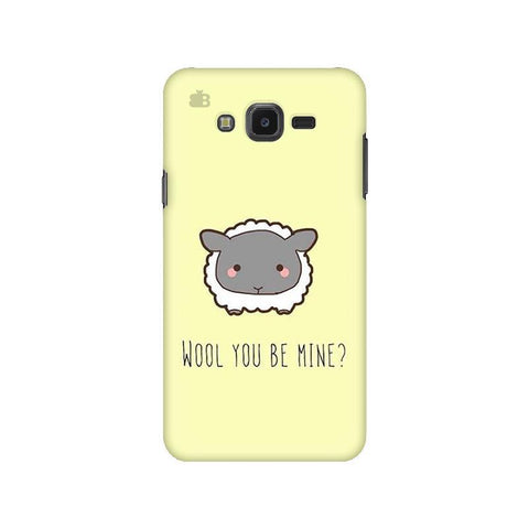 Wool Samsung J7 NXT Cover
