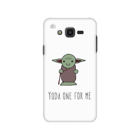 Yoda One Samsung J7 NXT Cover