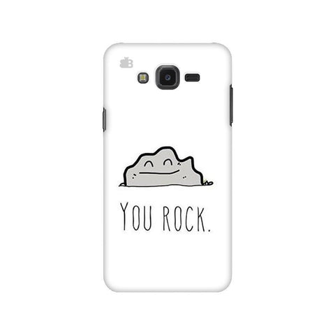 You Rock Samsung J7 NXT Cover