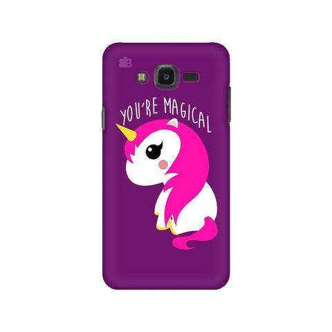 You're Magical Samsung J7 NXT Cover