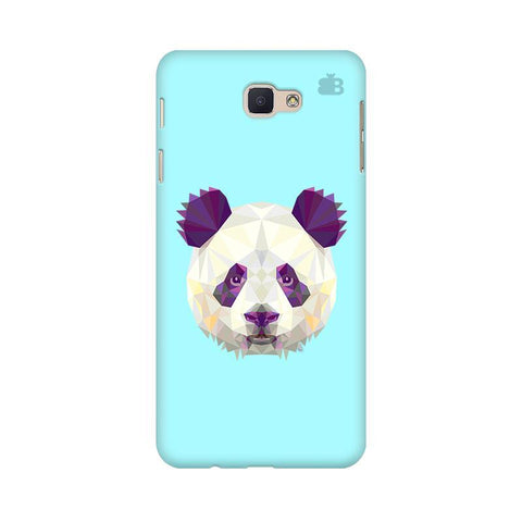 Abstract Panda Samsung J7 Prime Cover
