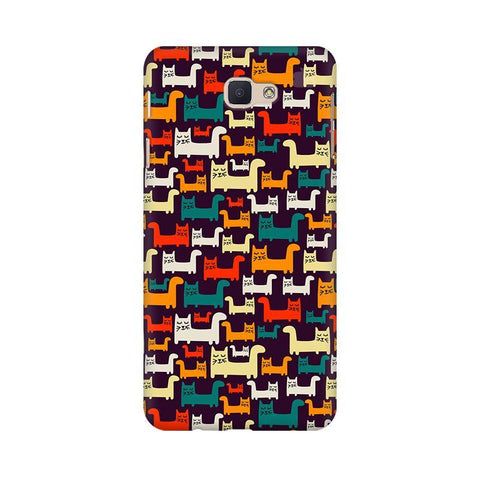 Chill Cats Samsung J7 Prime Cover