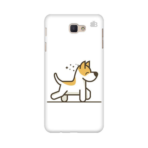 Happy Puppy Samsung J7 Prime Cover