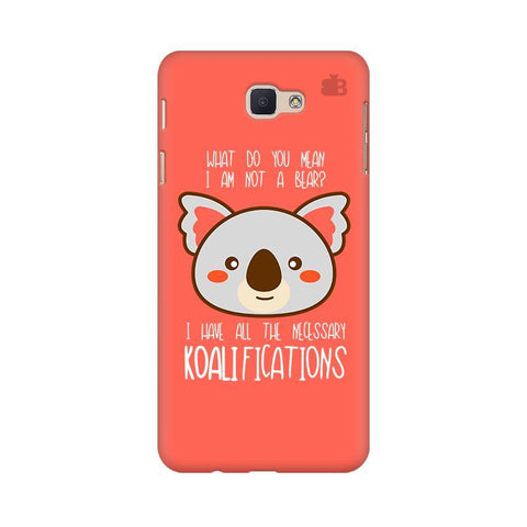 Koalifications Samsung J7 Prime Cover