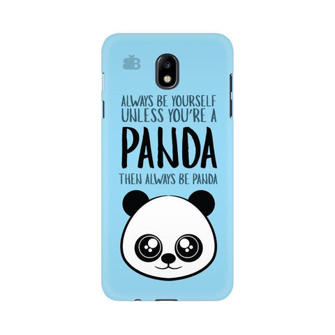 Always be panda Samsung J7 Pro Cover