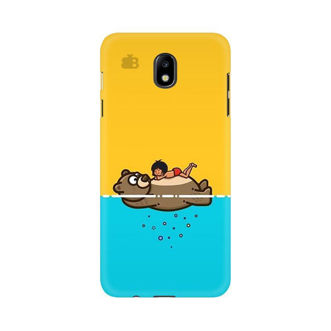 Baloo and Mowgli Samsung J7 Pro Cover