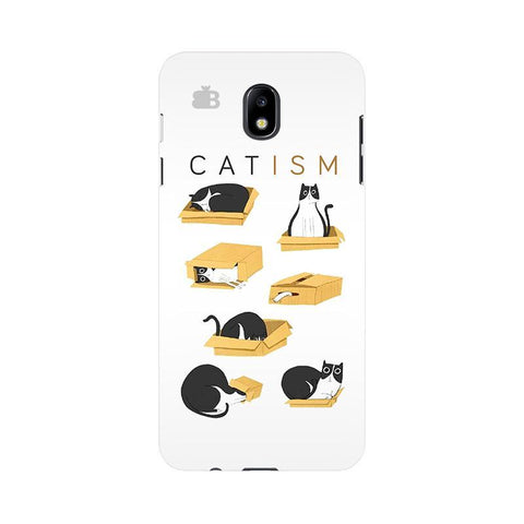 Catism Samsung J7 Pro Cover