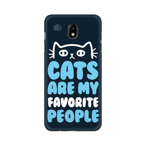 Cats favorite People Samsung J7 Pro Cover