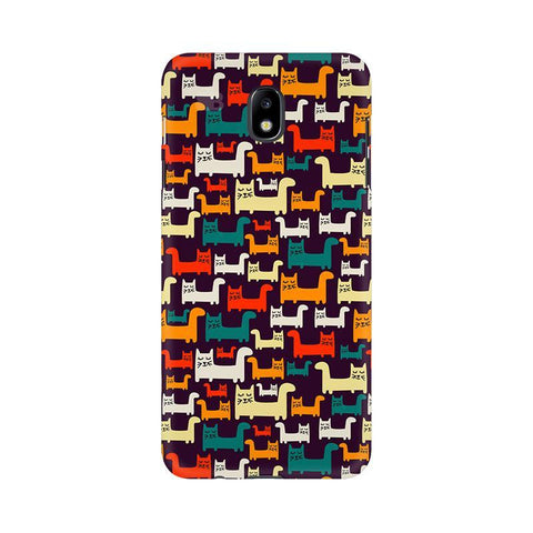 Chill Cats Samsung J7 Pro Cover