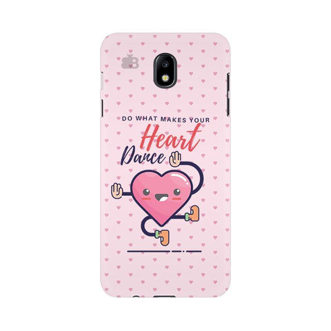 Make Your Heart Dance Samsung J7 Pro Cover