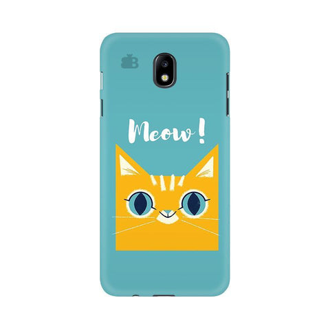 Meow Samsung J7 Pro Cover