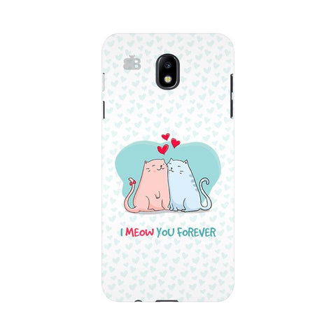 Meow You Forever Samsung J7 Pro Cover