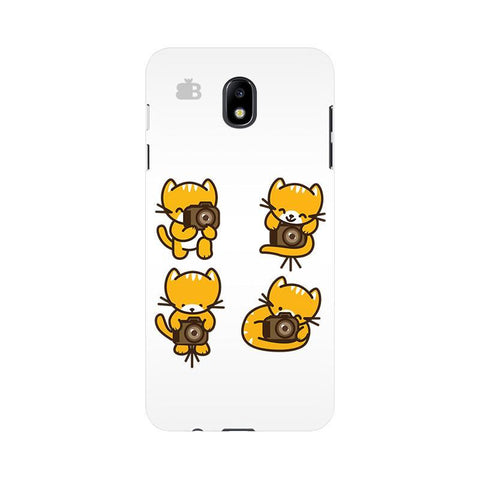 Photographer Kitty Samsung J7 Pro Cover
