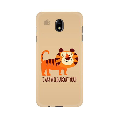 Wild About You Samsung J7 Pro Cover