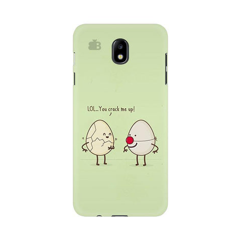 You Crack me up Samsung J7 Pro Cover
