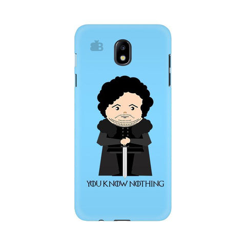 You Know Nothing Samsung J7 Pro Cover
