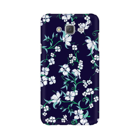 Dogwood Floral Pattern Samsung J7 Cover