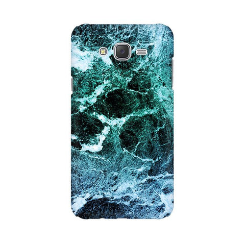 Sea Marble Samsung J7 Cover