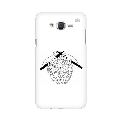 Weaving Brain Samsung J7 Cover