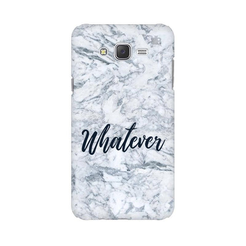 Whatever Samsung J7 Cover