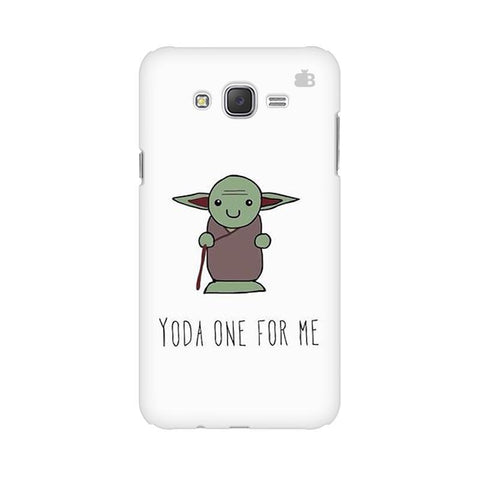 Yoda One Samsung J7 Cover
