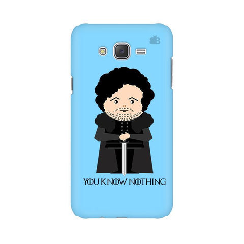 You Know Nothing Samsung J7 Cover