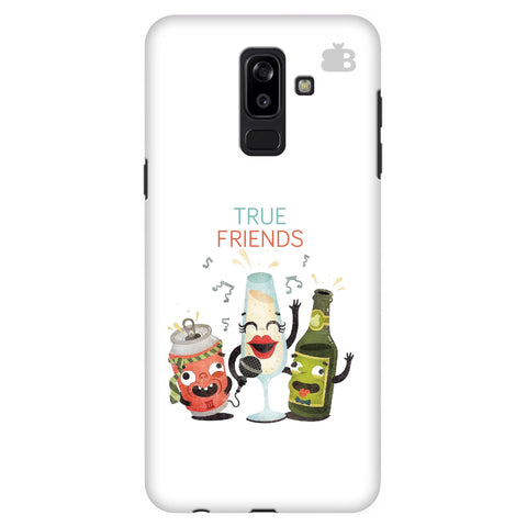 True Friends Samsung J8 Plus Cover