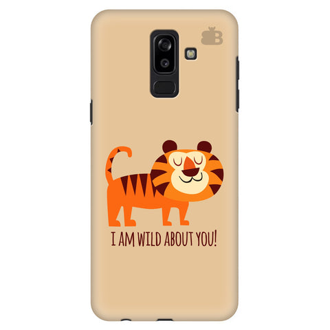 Wild About You Samsung J8 Plus Cover