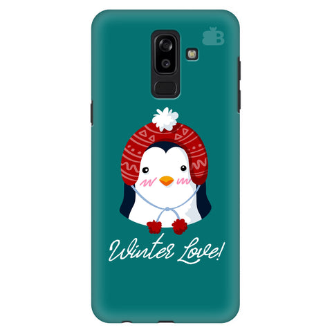 Winter Love Samsung J8 Plus Cover