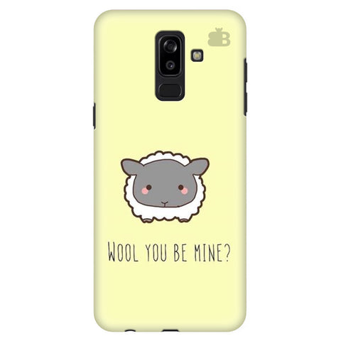 Wool Samsung J8 Plus Cover